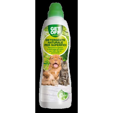 Get Off Detergente Superfici per Uso Domestico Antiodore Litri 1
