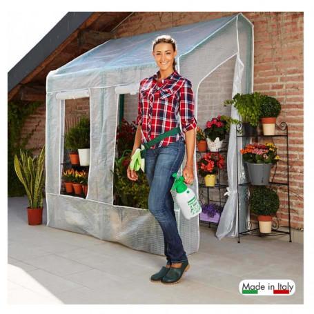Verdemax Serra a Parete Lobelia da Giardino cm 200x110xh210