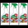 Get Off 3in1 Detergente Disabituante Sanificante confezione 3 Flaconi Spray da ml 500