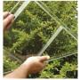 Verdemax Serra per Giardino in Alluminio Doritis Extra Large cm 254x249xh260
