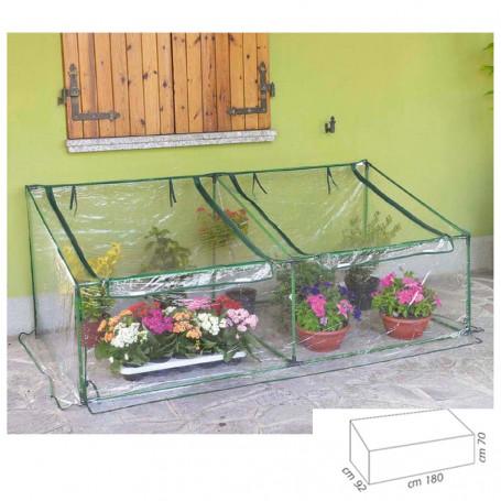 Verdemax Serra Primizia per Orto & Giardino cm 180x92xh70