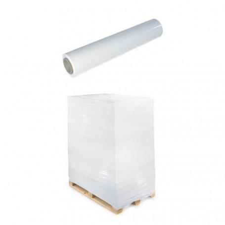 Film Estensibile Manuale Bianco Per Imballaggi Altezza Cm 50 Lunghezza Mt 300