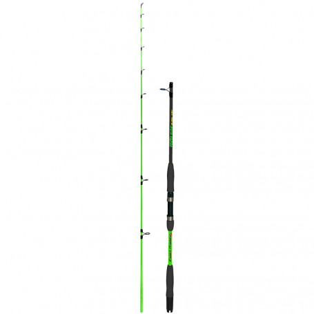 Canna da Pesca a due pezzi per Spinning e Bolentino Power Blow da 2.50 mt Expert Predator