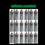 T-Trade Bomboletta Gas Butano Multipack Da 8 Bombolette Da 250 Grammi Ciascuna