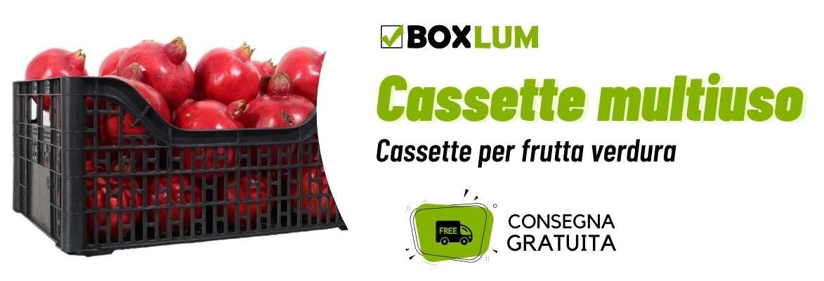 Cassette per frutta e verdura